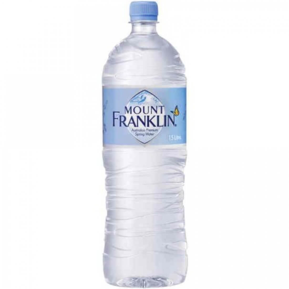 Mt Franklin Water (1.5L)