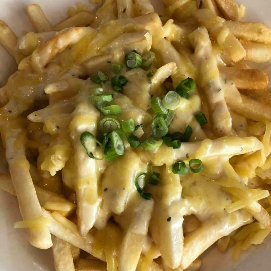 Loaded Cheesy Fries